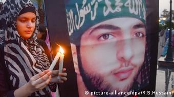 Pakisten Aktivist Burhan Wani