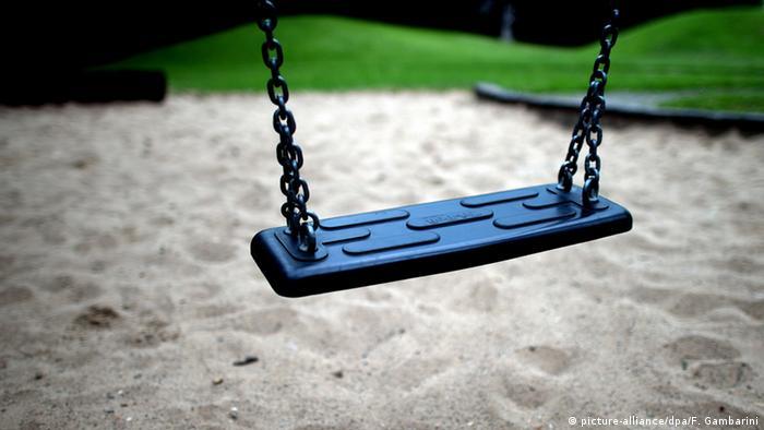Kinderspielplatz in Köln