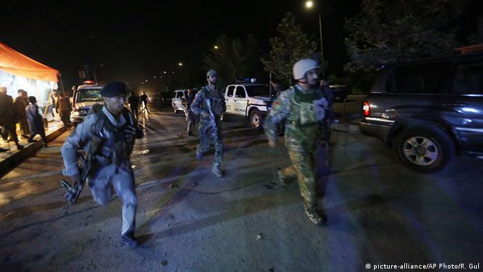 Afghanistan Angriff auf amerikanische Universität in Kabul