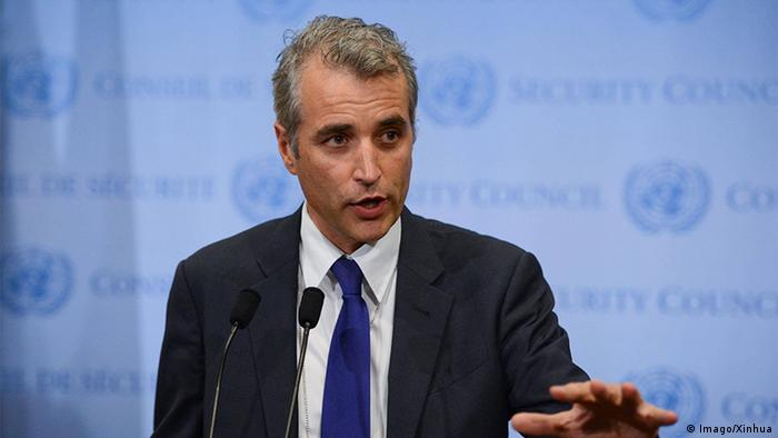 UN Botschafter Alexis Lamek