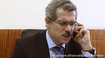 Russland Doping Grigory Rodchenkov (picture-alliance/dpa/V. Melnikov)