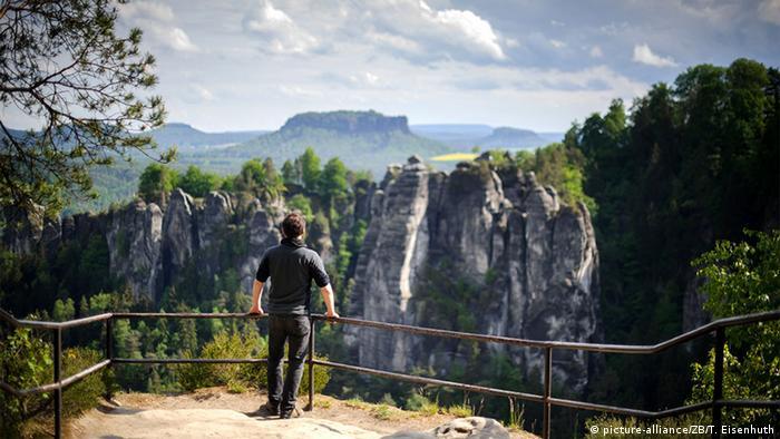 Elbsandsteingebirge Sächsische Schweiz Bastei