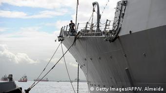 US Kriegsschiff USS Nitze