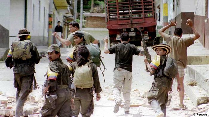 Kolumbien FARC Geiselnahme
