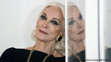 Carmen Dell'Orefice Model USA