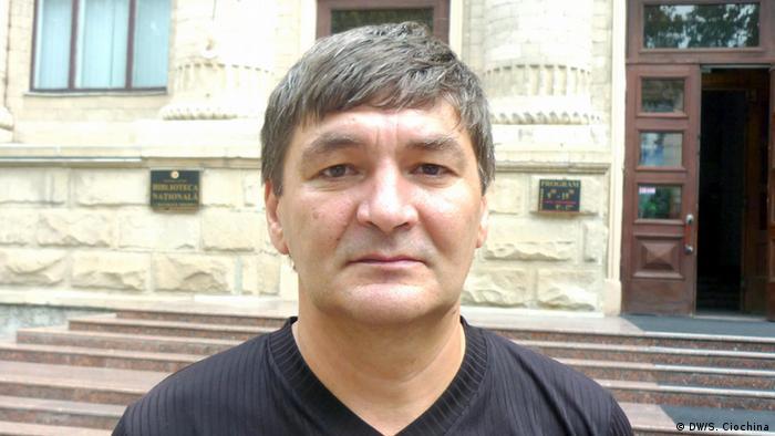 Republica Moldova Victor Nichituș jurnalist