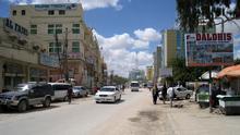 Somaliland Genitalverstümmelung Straßenszene in Hargeisa