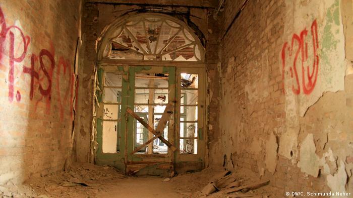 Deutschland Beelitz-Heilstätten in der Nähe von Berlin