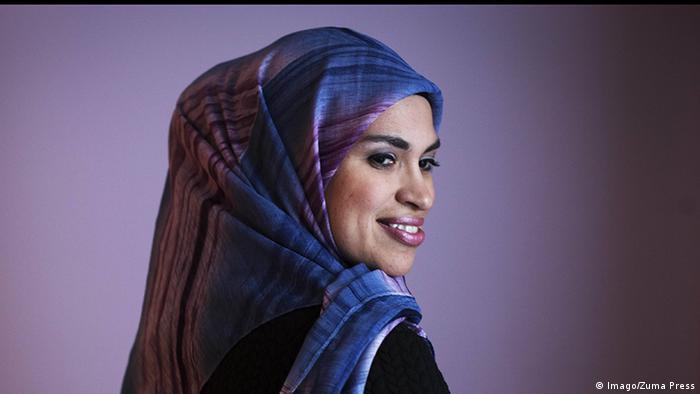 Kanada Toronto Frau mit Hidschab (Imago/Zuma Press)