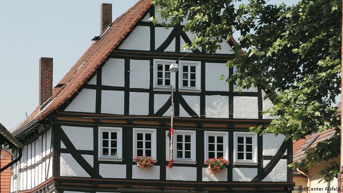 Märchenhaus (casa dos contos de fadas) em Alsfeld