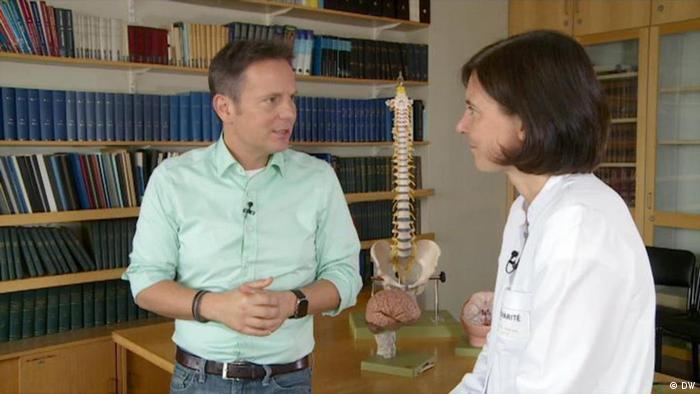 DW fit&gesund Andrea Kühn (DW)