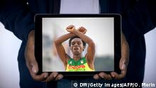 DW My Picture of the Week - Feyisa Lilesa