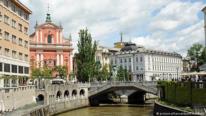 Ljubljana, Slovenia (picture-alliance/dpa/R.Kaufhold)