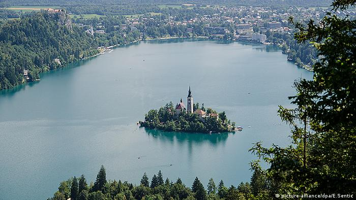 Slovenien Bled (picture-alliance/dpa/E.Sentic)
