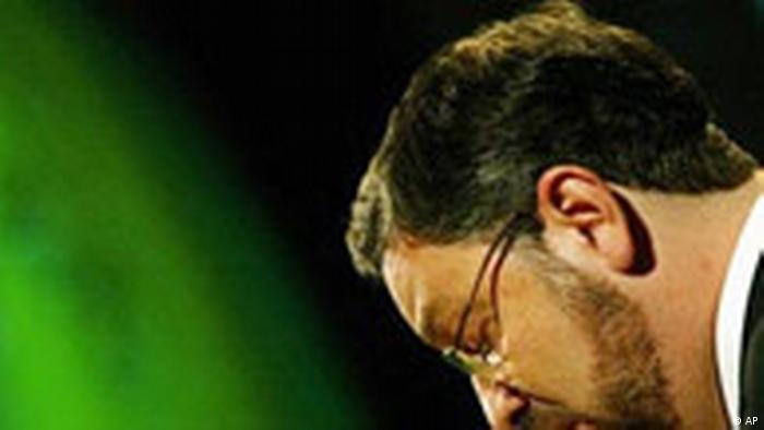 Der ehemalige brasilianische Finanzminister Antonio Palocci Porträt (AP)