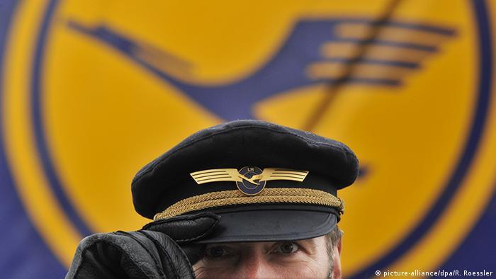 Пилот Люфтганзы