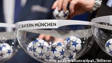 FC Bayern München - Ziehung Champions League 2012