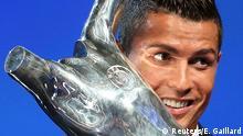 Frankreich Monaco Cristiano Ronaldo bester Spieler Europas