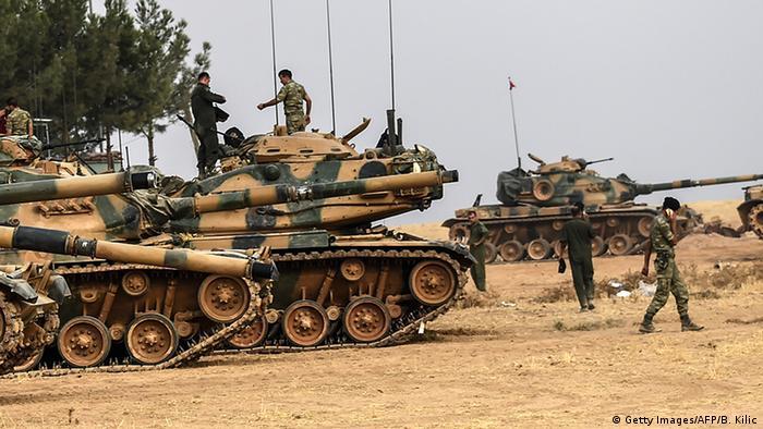 ABD-Türkiye-Rusya üçgeninde Afrin ve Menbiç