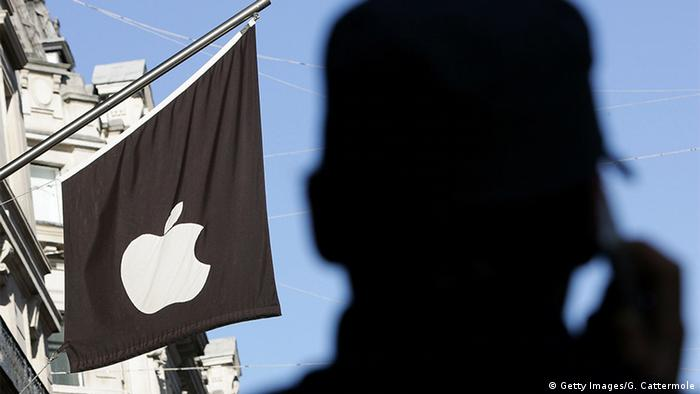 Apple IOS Sicherheitslücke (Getty Images/G. Cattermole)
