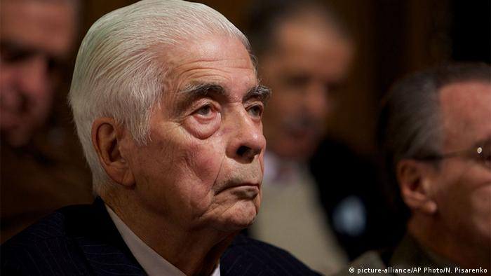 El exgeneral Luciano Benjamín Menéndez