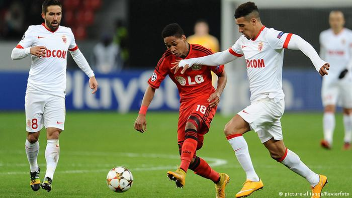 Deutschland Fußball Champions League Bayer Leverkusen - AS Monaco
