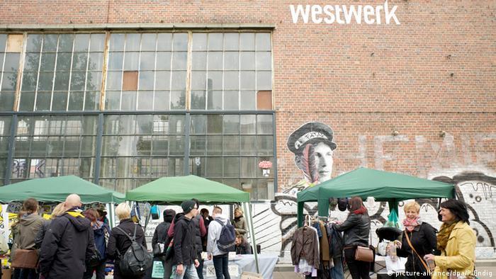 Leipzig Westpaket Flohmarkt