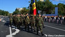 Unabhängigkeit wird in der Hauptstadt Chisinau groß gefeiert