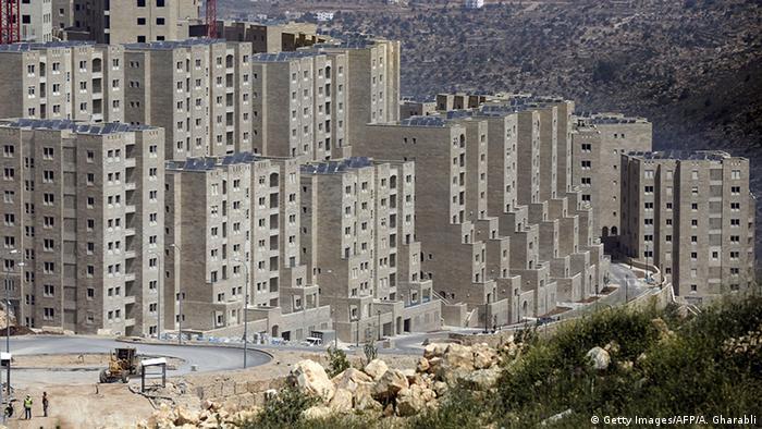Westjordanland Stadt Rawabi (Getty Images/AFP/A. Gharabli)