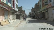 Pakistan Streik in Quetta