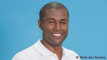 Afrika Kap Verde Antonio Monteiro UCID Vorsitzender (Nelio dos Santos)