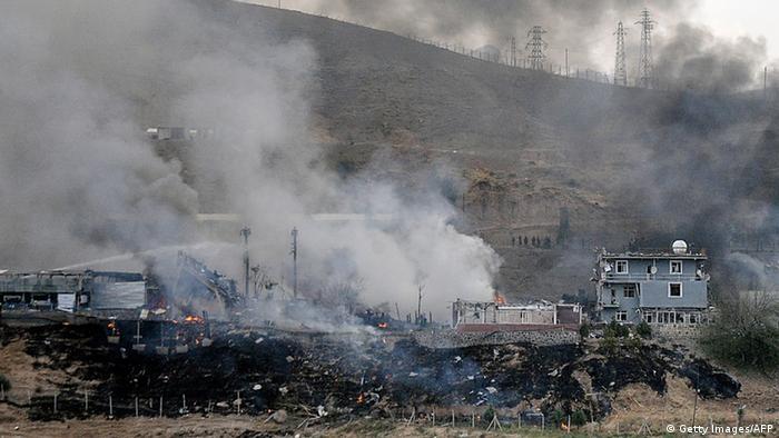 Türkei Cizre Anschlag Polizeistation