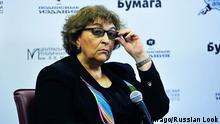 Yevgenia Albats russische Journalistin