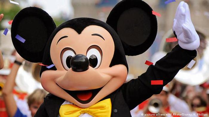 Mickey Mouse (Copyright: picture alliance/ SP Photos/ Disney K.Philipps)