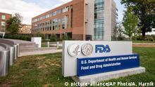 USA Lebensmittelüberwachungs- und Arzneimittelzulassungsbehörde FDA
