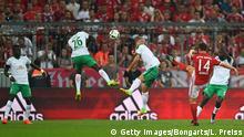 Fußball Bundesliga Bayern München - Werder Bremen