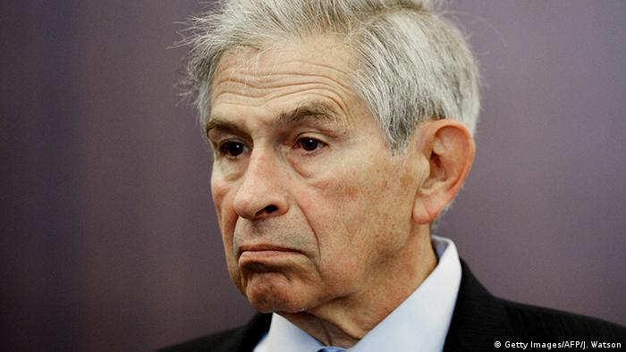 Former US deputy defense secretary and neo-con Paul Wolfowitz.