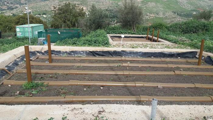 Jordanien Abwasserwirtschaft