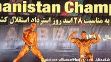 Bodybuilding in Afghanistan