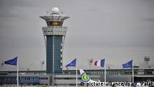 Frankreich Paris Tower Flughafen Charles de Gaulle-Roissy
