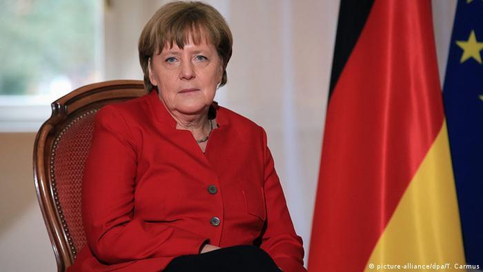 Merkel admite erros da Alemanha e UE sobre refugiados