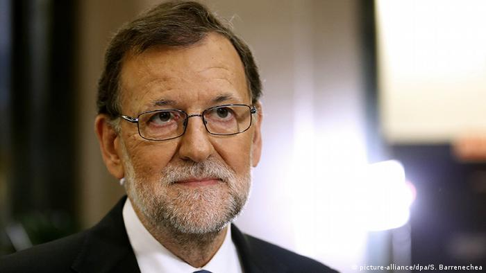 Spanien Vertrauensvotum Premierminster Rajoy (picture-alliance/dpa/S. Barrenechea)