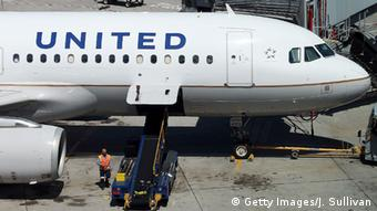 USA United Airlines Flugzeug (Getty Images/J. Sullivan)