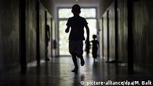 Deutschland Flüchtlingskind