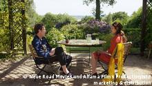 ***Das Pressebild darf nur in Zusammenhang mit einer Berichterstattung über den Film verwendet werden*** Filmstill aus dem neuen Film von Wim Wenders: Les beaux jours d'Aranjuez (Die schönen Tage von Aranjuez), +++ (C) Neue Road Movies und Alfama Films Production/NFP marketing & distribution