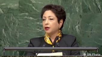 Maleeha Lodhi UN Botschafterin für Pakistan