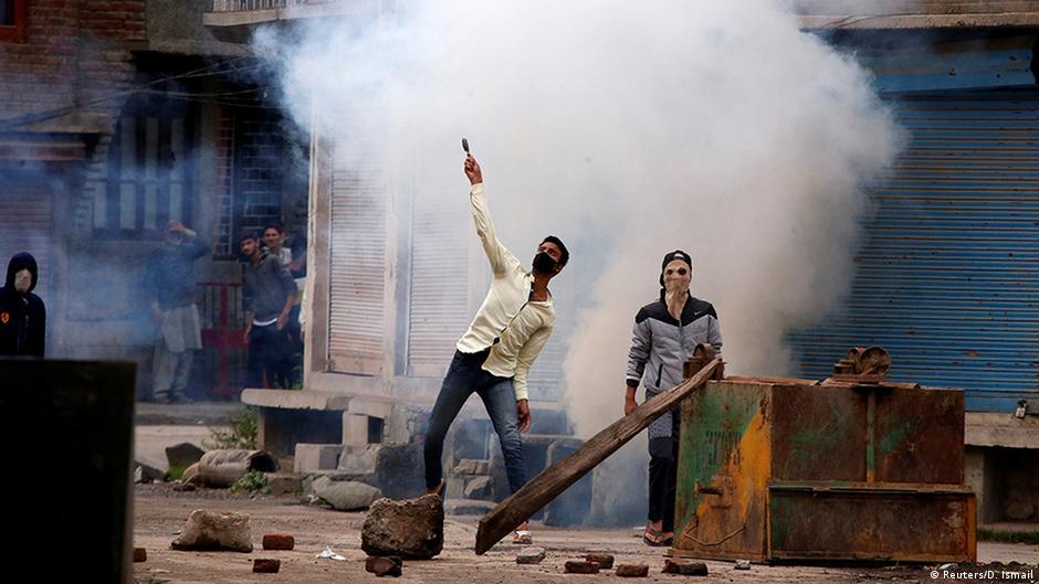 India slaps curfew on Kashmir during Eid | News | DW | 14 09 2016