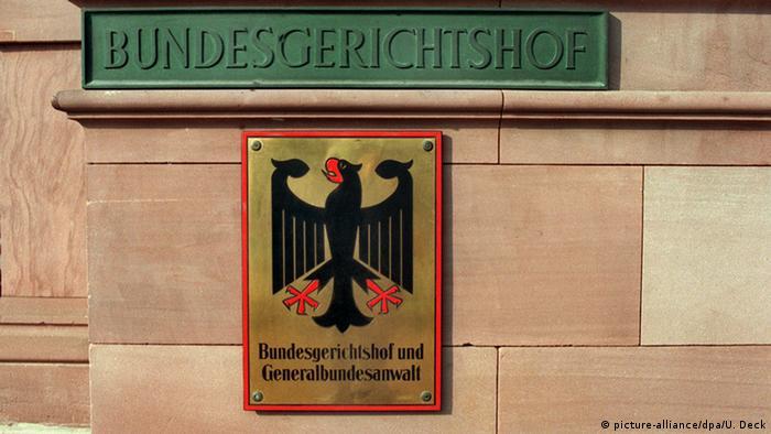 Deutschland Generalbundesanwaltschaft