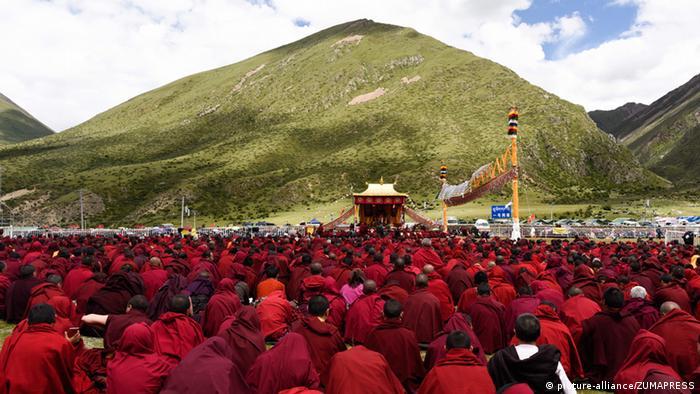 中国强化西藏边境安全管理