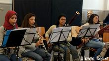 AYPO is comprised of 63 musicians from across the Arab world